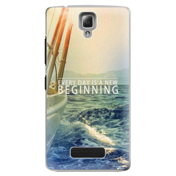 Plastové puzdro iSaprio - Beginning - Lenovo A2010
