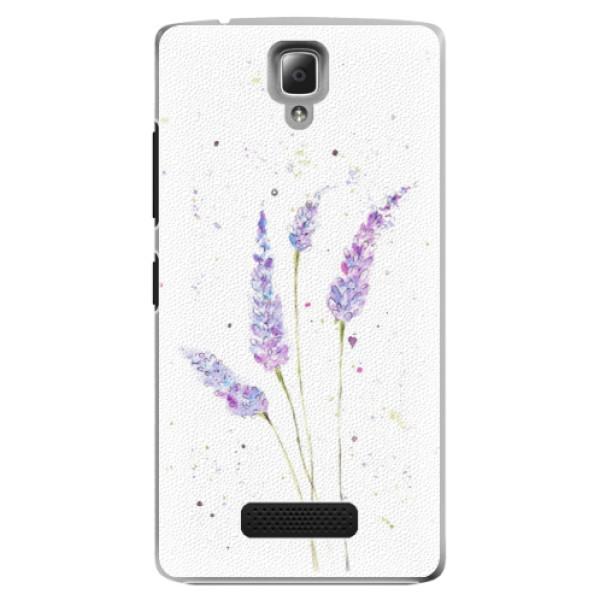 Plastové puzdro iSaprio - Lavender - Lenovo A2010