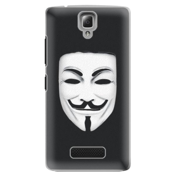 Plastové puzdro iSaprio - Vendeta - Lenovo A2010