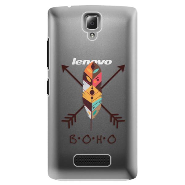 Plastové puzdro iSaprio - BOHO - Lenovo A2010