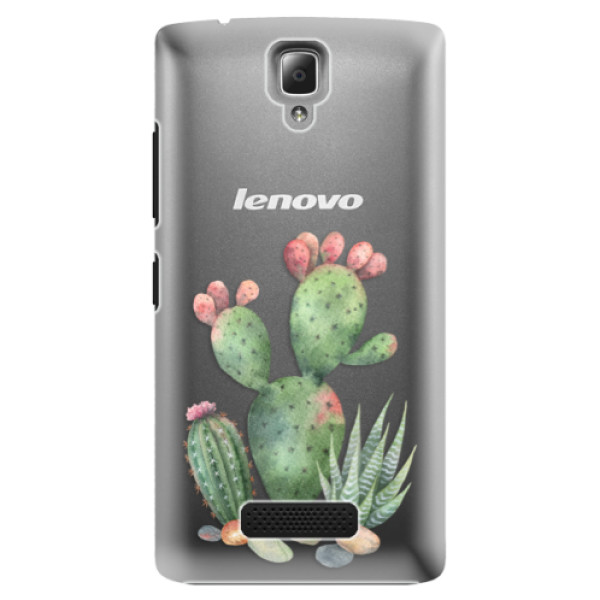 Plastové puzdro iSaprio - Cacti 01 - Lenovo A2010