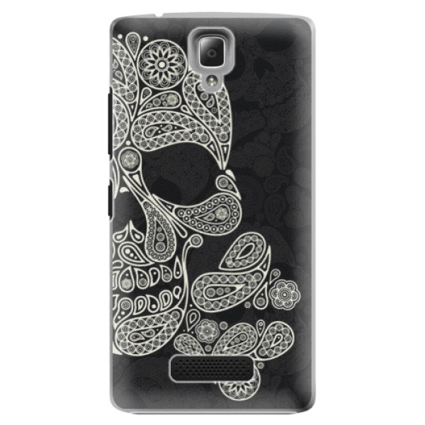 Plastové puzdro iSaprio - Mayan Skull - Lenovo A2010