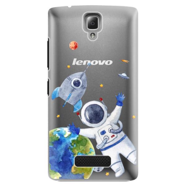 Plastové puzdro iSaprio - Space 05 - Lenovo A2010