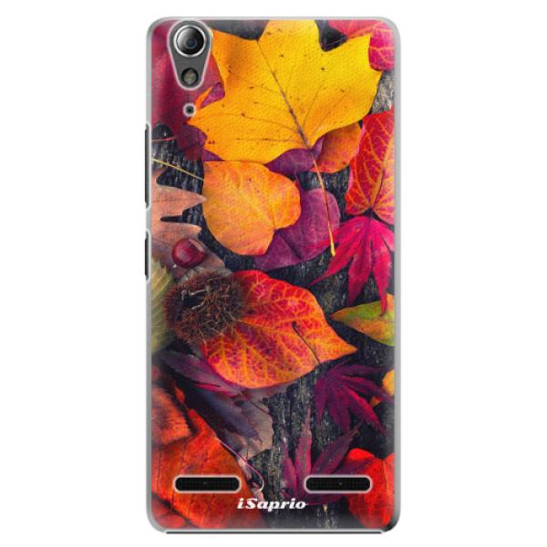 Plastové puzdro iSaprio - Autumn Leaves 03 - Lenovo A6000 / K3