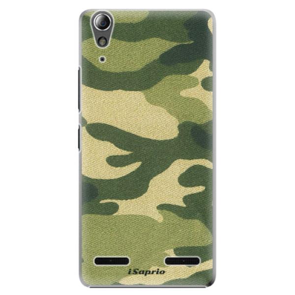 Plastové puzdro iSaprio - Green Camuflage 01 - Lenovo A6000 / K3