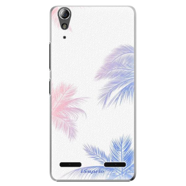 Plastové puzdro iSaprio - Digital Palms 10 - Lenovo A6000 / K3