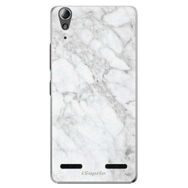 Plastové puzdro iSaprio - SilverMarble 14 - Lenovo A6000 / K3