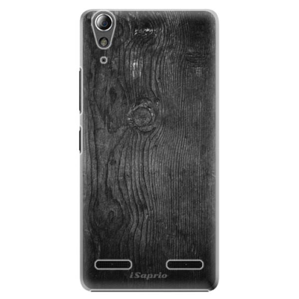 Plastové puzdro iSaprio - Black Wood 13 - Lenovo A6000 / K3
