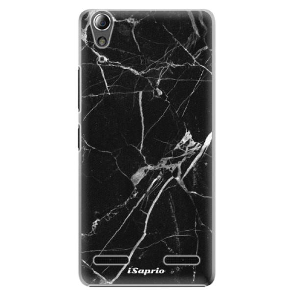 Plastové puzdro iSaprio - Black Marble 18 - Lenovo A6000 / K3
