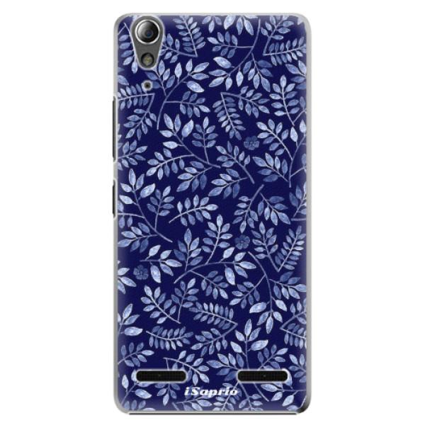 Plastové puzdro iSaprio - Blue Leaves 05 - Lenovo A6000 / K3