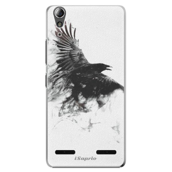 Plastové puzdro iSaprio - Dark Bird 01 - Lenovo A6000 / K3