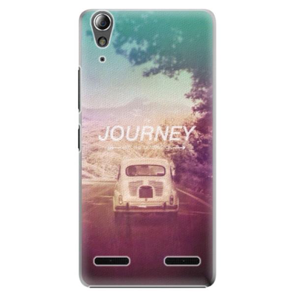 Plastové puzdro iSaprio - Journey - Lenovo A6000 / K3