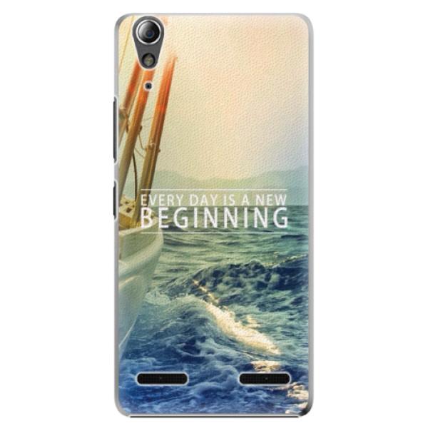 Plastové puzdro iSaprio - Beginning - Lenovo A6000 / K3