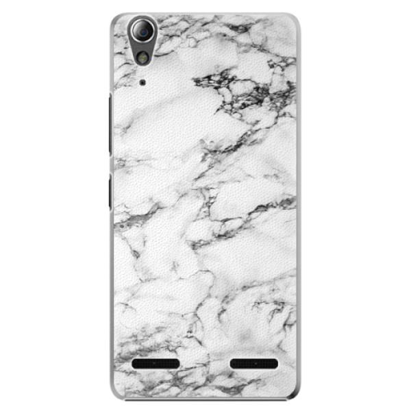 Plastové puzdro iSaprio - White Marble 01 - Lenovo A6000 / K3