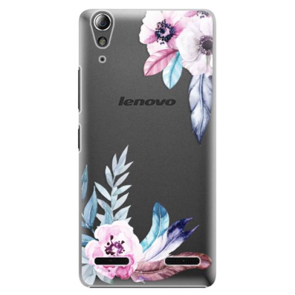 Plastové puzdro iSaprio - Flower Pattern 04 - Lenovo A6000 / K3