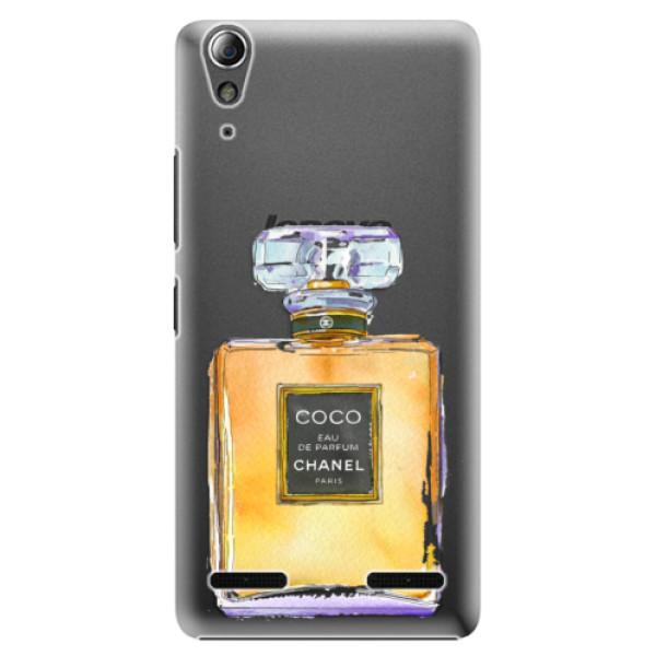 Plastové puzdro iSaprio - Chanel Gold - Lenovo A6000 / K3