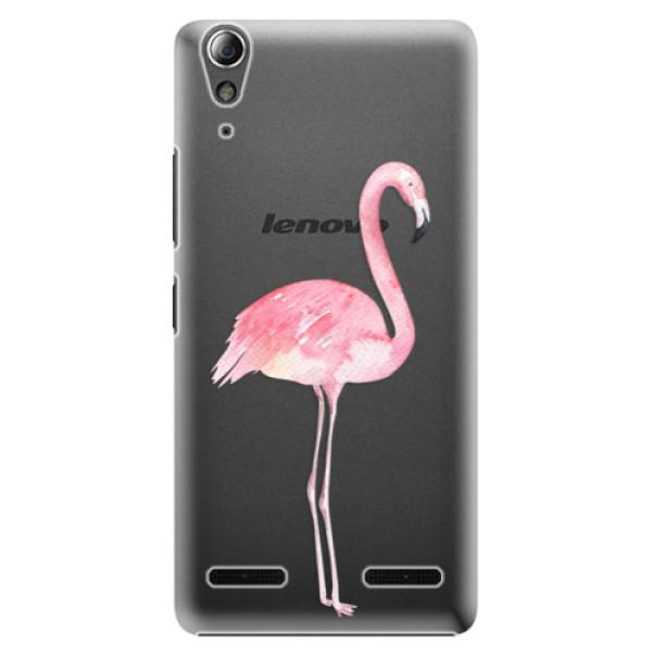 Plastové puzdro iSaprio - Flamingo 01 - Lenovo A6000 / K3