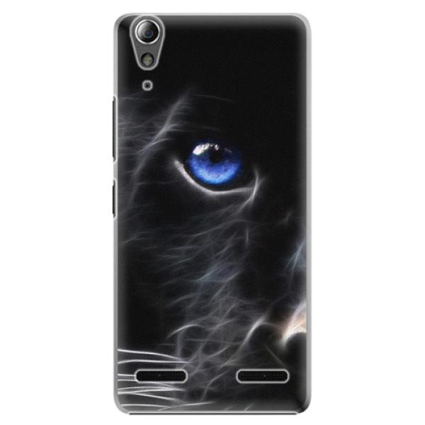 Plastové puzdro iSaprio - Black Puma - Lenovo A6000 / K3