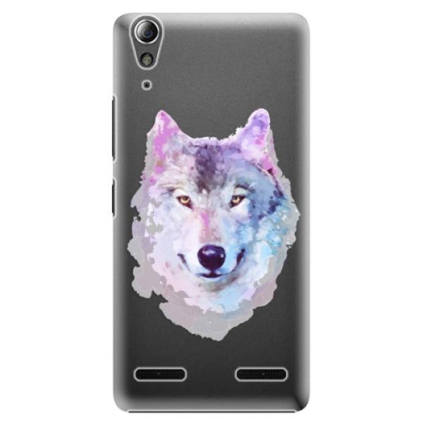 Plastové puzdro iSaprio - Wolf 01 - Lenovo A6000 / K3