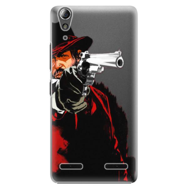 Plastové puzdro iSaprio - Red Sheriff - Lenovo A6000 / K3