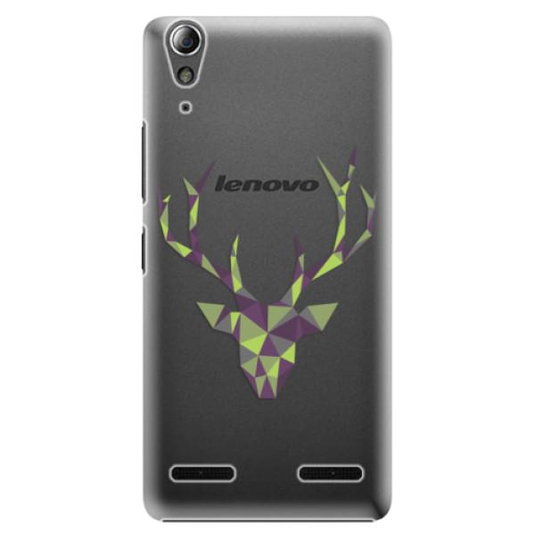 Plastové puzdro iSaprio - Deer Green - Lenovo A6000 / K3