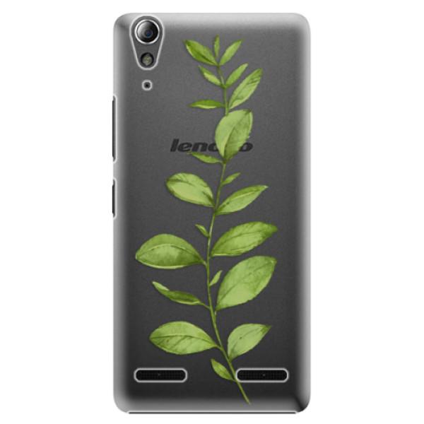 Plastové puzdro iSaprio - Green Plant 01 - Lenovo A6000 / K3