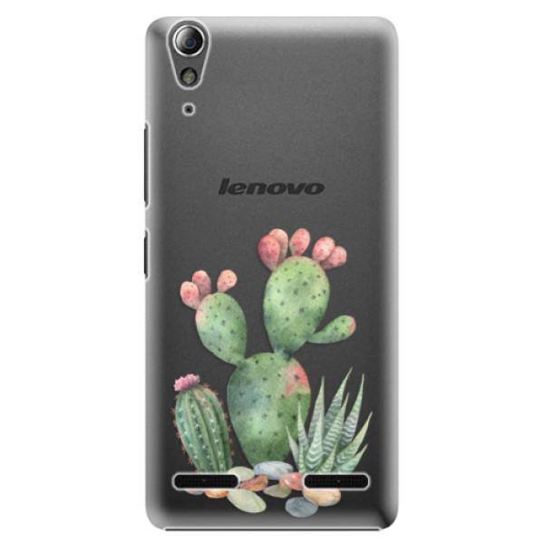 Plastové puzdro iSaprio - Cacti 01 - Lenovo A6000 / K3