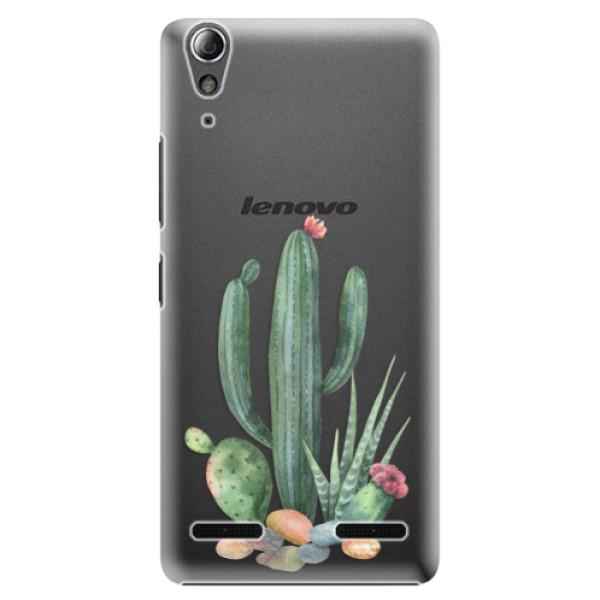 Plastové puzdro iSaprio - Cacti 02 - Lenovo A6000 / K3