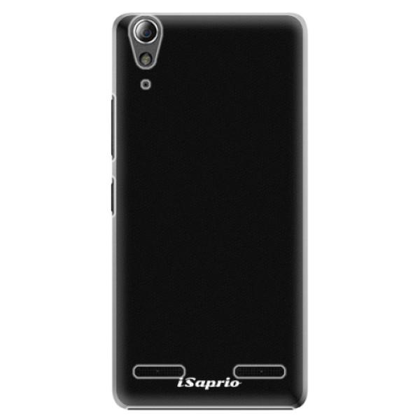 Plastové puzdro iSaprio - 4Pure - černý - Lenovo A6000 / K3