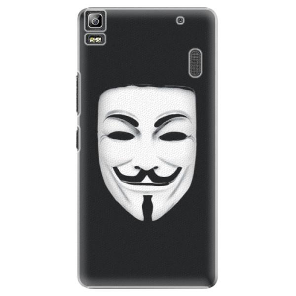 Plastové puzdro iSaprio - Vendeta - Lenovo A7000