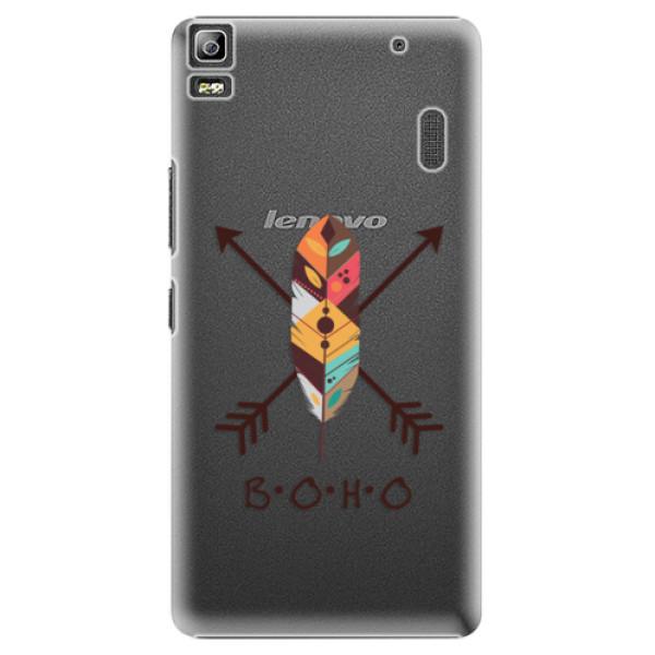 Plastové puzdro iSaprio - BOHO - Lenovo A7000