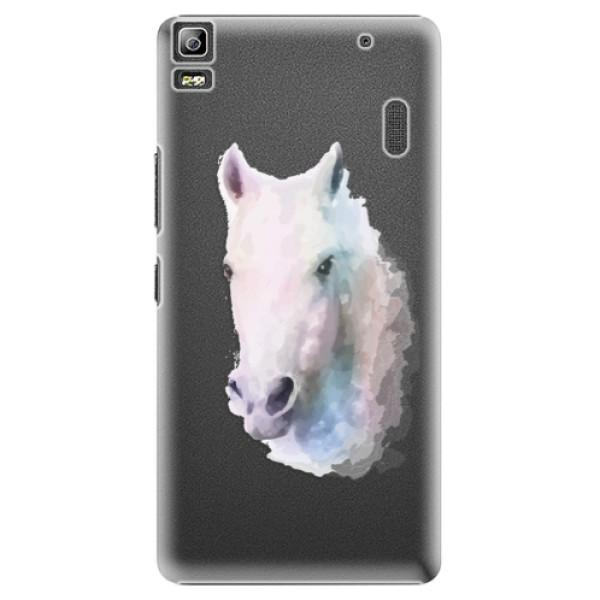 Plastové puzdro iSaprio - Horse 01 - Lenovo A7000