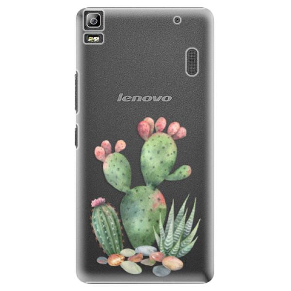 Plastové puzdro iSaprio - Cacti 01 - Lenovo A7000