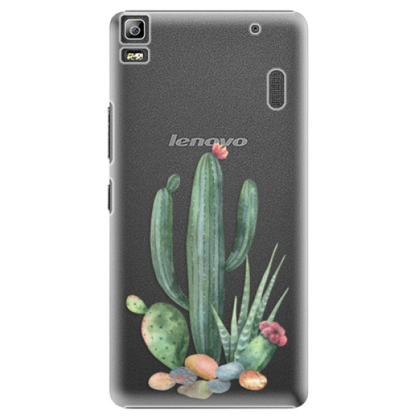 Plastové puzdro iSaprio - Cacti 02 - Lenovo A7000