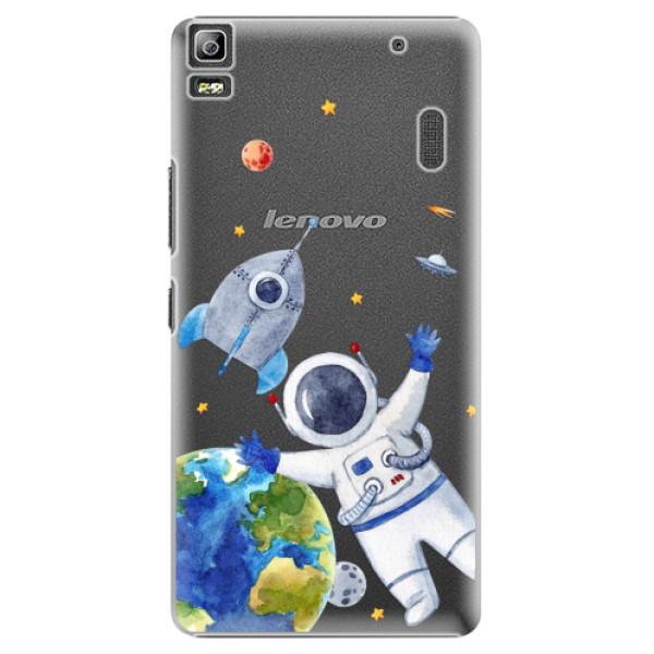 Plastové puzdro iSaprio - Space 05 - Lenovo A7000
