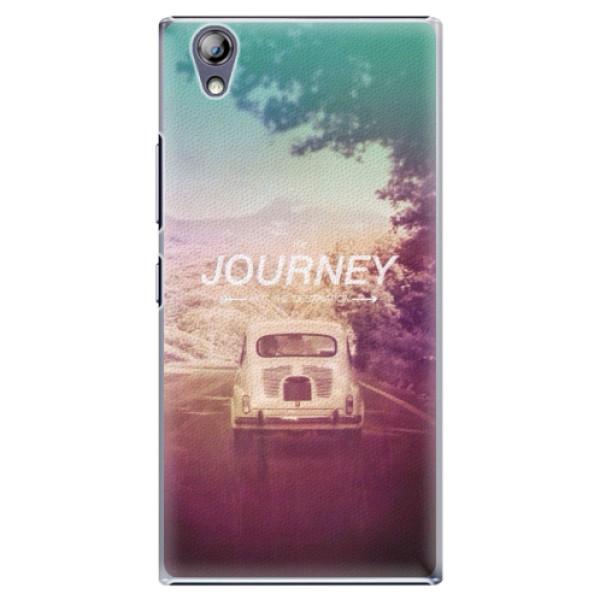 Plastové puzdro iSaprio - Journey - Lenovo P70