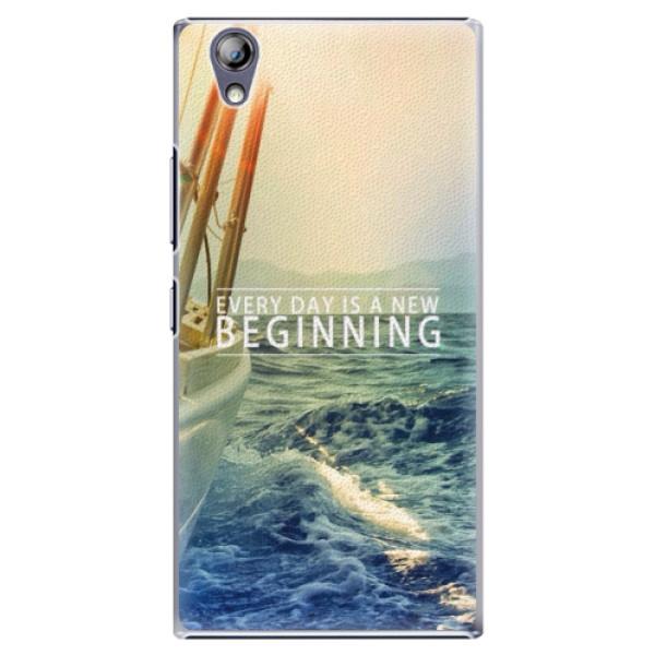 Plastové puzdro iSaprio - Beginning - Lenovo P70