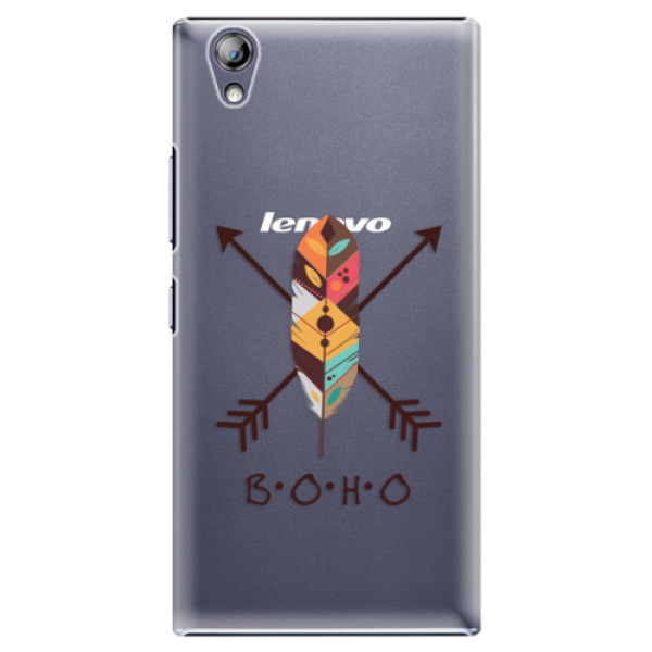 Plastové puzdro iSaprio - BOHO - Lenovo P70