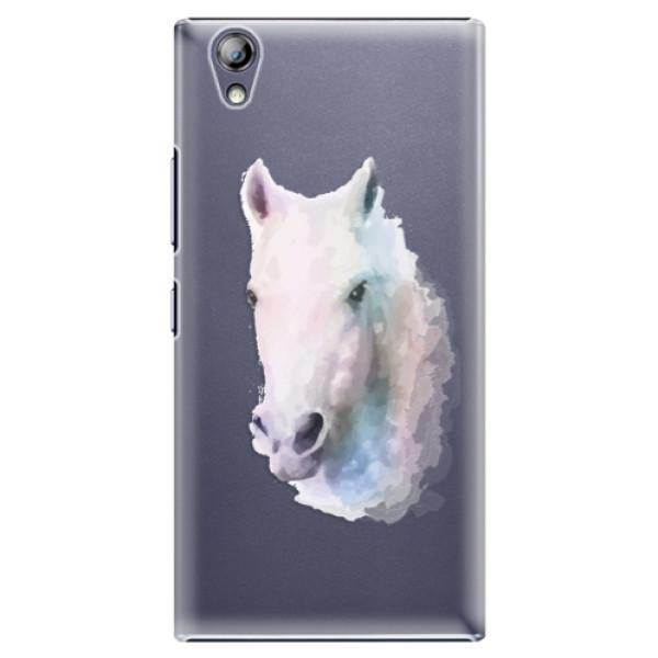 Plastové puzdro iSaprio - Horse 01 - Lenovo P70