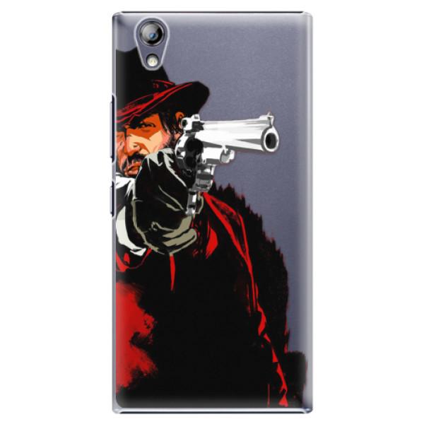 Plastové puzdro iSaprio - Red Sheriff - Lenovo P70