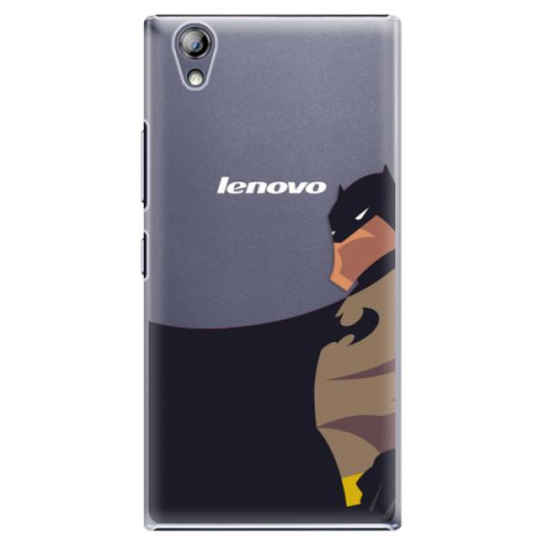 Plastové puzdro iSaprio - BaT Comics - Lenovo P70