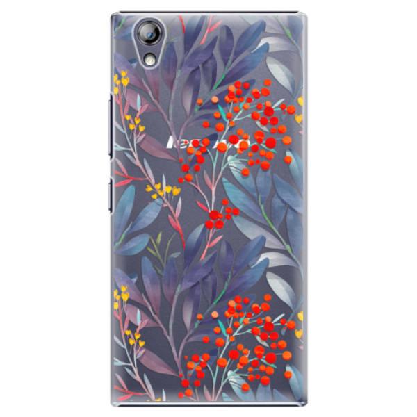 Plastové puzdro iSaprio - Rowanberry - Lenovo P70