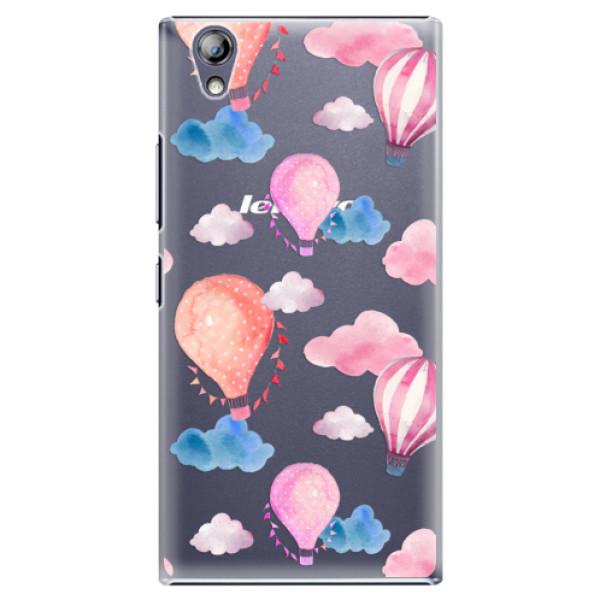 Plastové puzdro iSaprio - Summer Sky - Lenovo P70