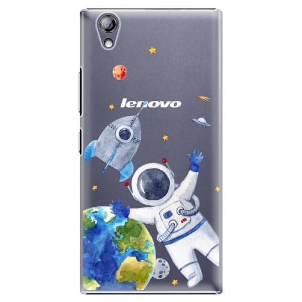 Plastové puzdro iSaprio - Space 05 - Lenovo P70