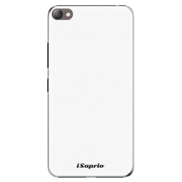 Plastové puzdro iSaprio - 4Pure - bílý - Lenovo S60