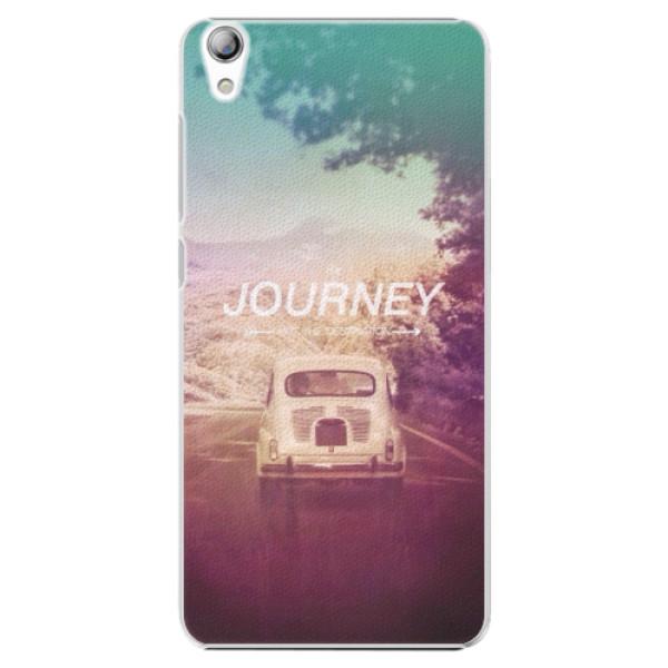 Plastové puzdro iSaprio - Journey - Lenovo S850