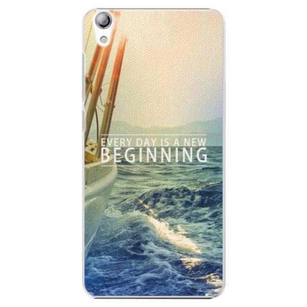 Plastové puzdro iSaprio - Beginning - Lenovo S850