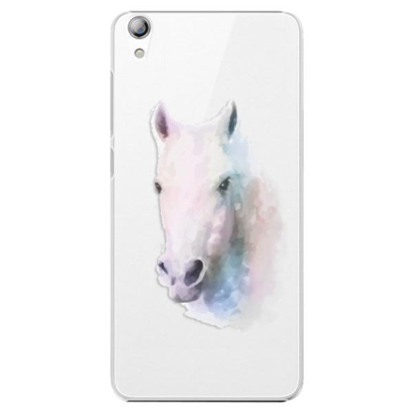 Plastové puzdro iSaprio - Horse 01 - Lenovo S850