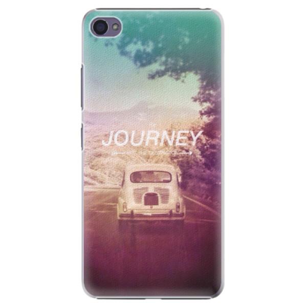 Plastové puzdro iSaprio - Journey - Lenovo S90