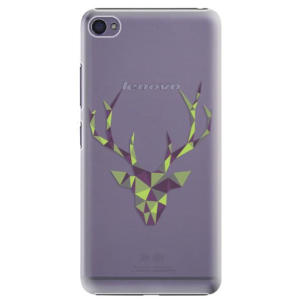 Plastové puzdro iSaprio - Deer Green - Lenovo S90
